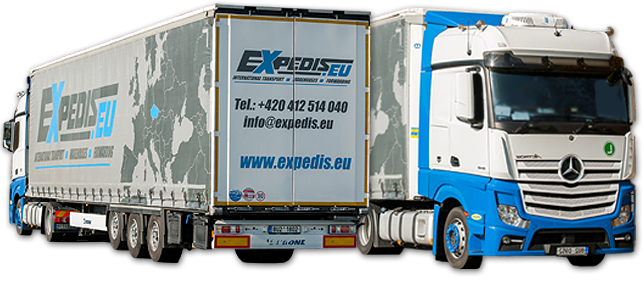 EXPEDIS international transport, freight forwarding and warehousing